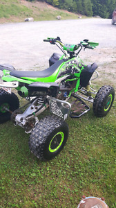 2008 kfx450r for sale