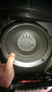 Pioneer 10 inch sub. Make an offer