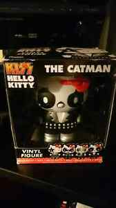 Funko pop KISS HELLO KITTY The Cat Man