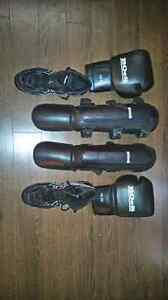 Mma and kickboxing gear