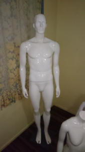 Shopfront/Cosplay Clothing Display Mannequins