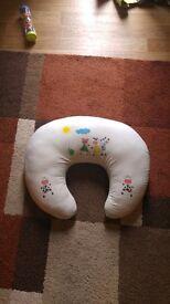 Breast feeding cushion