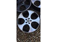 VW golf monza alloy wheels