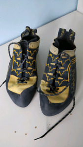 LA Sportiva Katana Lace Up Rock Climbing Shoes Unisex