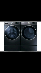 Samsung frontload washer and dryer repairs