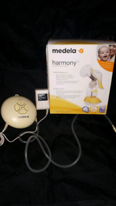 Medela Harmony Manual Breast Pump and Swing Automatic Pump