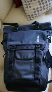 Thule Covert DSLR Rolltop Backpack camera bag