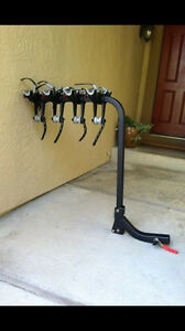 Yakima 4-bike Hitch Rack - 2 inch receiver (Best offer / Trade)