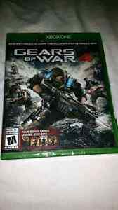 Gears of War 4 brand new sealed