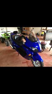 2006 250cc Honda Reflex
