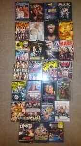 Wwe wwf dvd lot collection