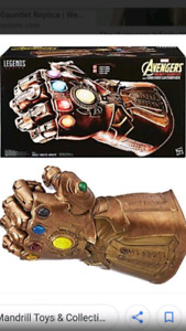 Thanos Infinity Gauntlet Articulated Fist