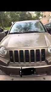 Used Jeep compass 2007