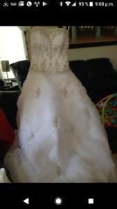 Robe de mariage petite taille