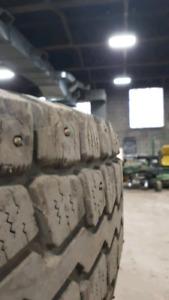 LT245/65R16 Studded winter tires