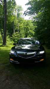 2014 Acura RLX **5year extended warranty**