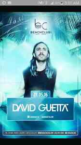 Billets David Guetta