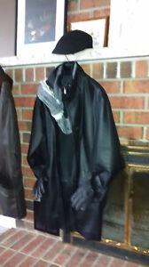 Genuine Leather - Car Coat