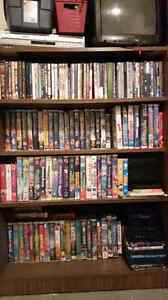 Over 100 Disney vhs and  probably 100 dad's mixed kids and adult London Ontario image 2