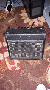 Traynor 2 channel amp. 200 obo