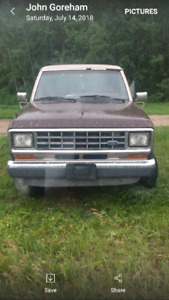 1988 Ford Bronco 2