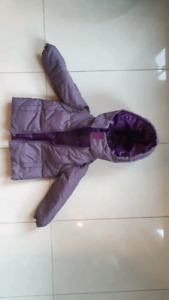 Benetton baby winter coat /manteau d'hiver bébé