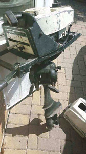 Ted Williams 5.5 Outboard Motor