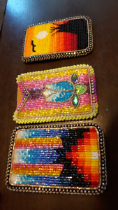 Various beaded items for sale Or lso any Craft sale events