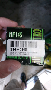 Free... Oil filter from yamaha