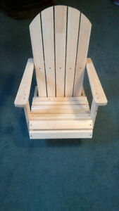Adirondack Chair, Child's