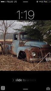 Looking for a project truck
