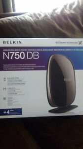 Belkin wireless router Strathcona County Edmonton Area image 1