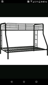Bunk bed (frame only)