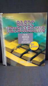 Basic Keyboarding for the Medical Office Assistant