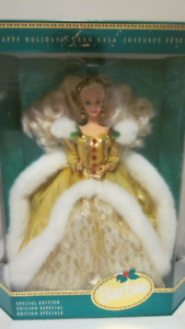 1994 Happy Holidays Barbie - Special Edition Mattel # 12155