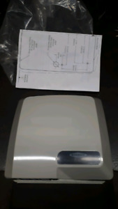 Bobrick B10 compac air hand dryer