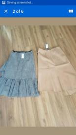 Tops M&S, skirts Ann Taylor & Sies Marjan ladies skirts