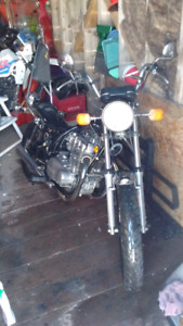 1980 Kawasaki LTD 440 WITH PAPERS - For sale or trade