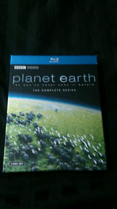 Planet Earth Complete Series I Blu-Ray