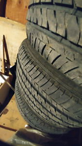 Cleaning Up my Garage /Selling Winter Tires and All Seasons