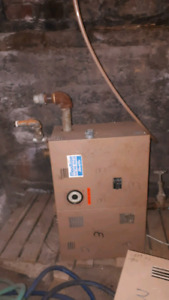 3 Electric boilers
