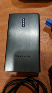 Winplus Portable  - battery charger and booster pack