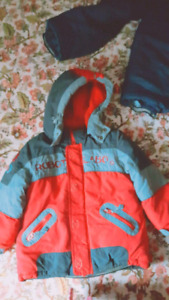 Size 3t BOY SNOW SUITE