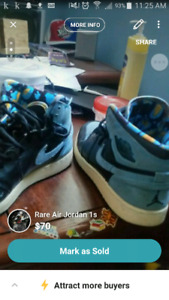 Air Jordan 1's For sale