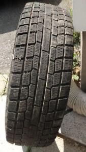 4 Yokohama Ice Guard Tires 195/70/R14