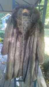 Raccoon coat Kawartha Lakes Peterborough Area image 2