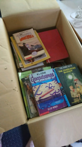 Various Books and small set of Dominos