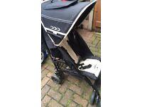 Umbrella folding pushchair stroller buggy pram