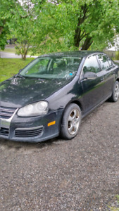 2006 VW Jetta for parts or repair.