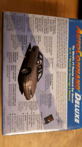 Vintage autocommand deluxe car starter